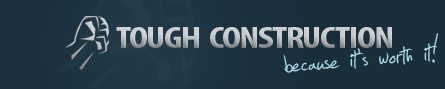 tough construction logo