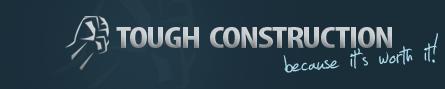 tough construction logo